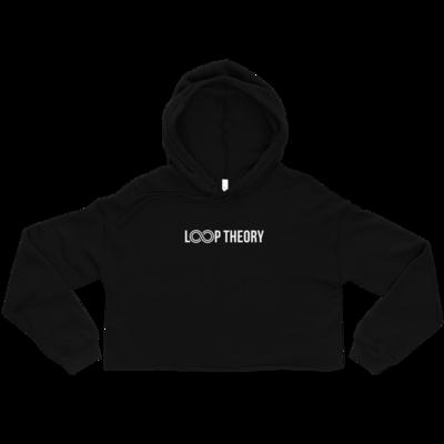 Loop Theory Crop Hoodie