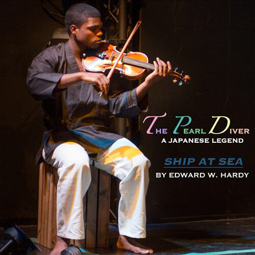 The Pearl Diver: A Japanese Legend (Ship at Sea) Solo Violin Sheet Music & MP3