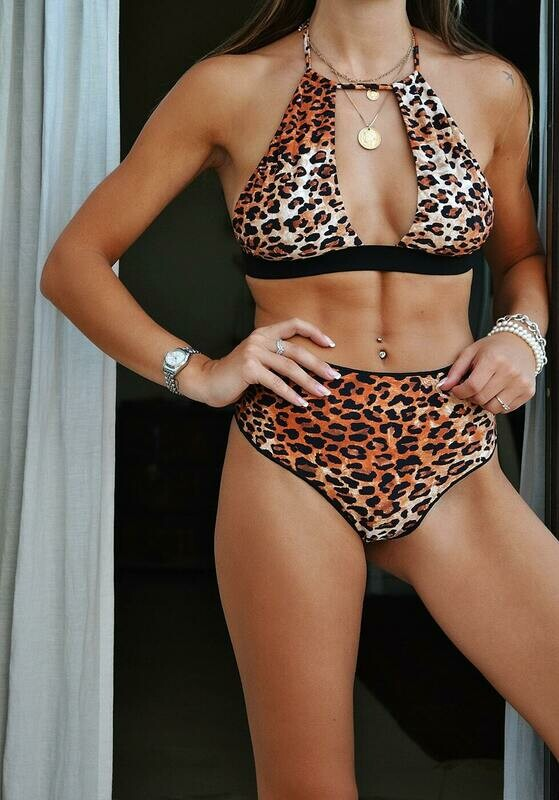 Costume SAUVAGE - FANTASIA LEOPARDO