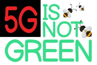 5G is Not Green Magnet