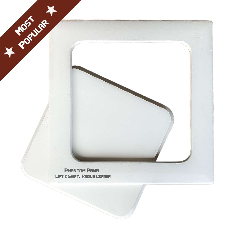 GFRG Drywall Access Door | Lift and Shift, Radius Corner