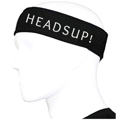HeadsUp! HEADBAND