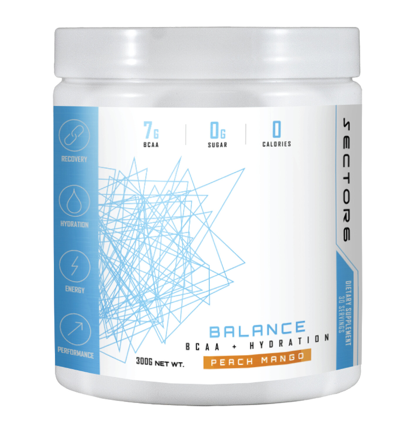 Balance BCAA + Hydration 30 Servings