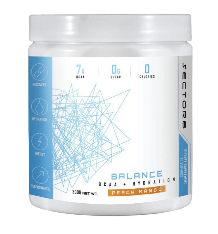 Balance BCAA + Hydration 30 Servings