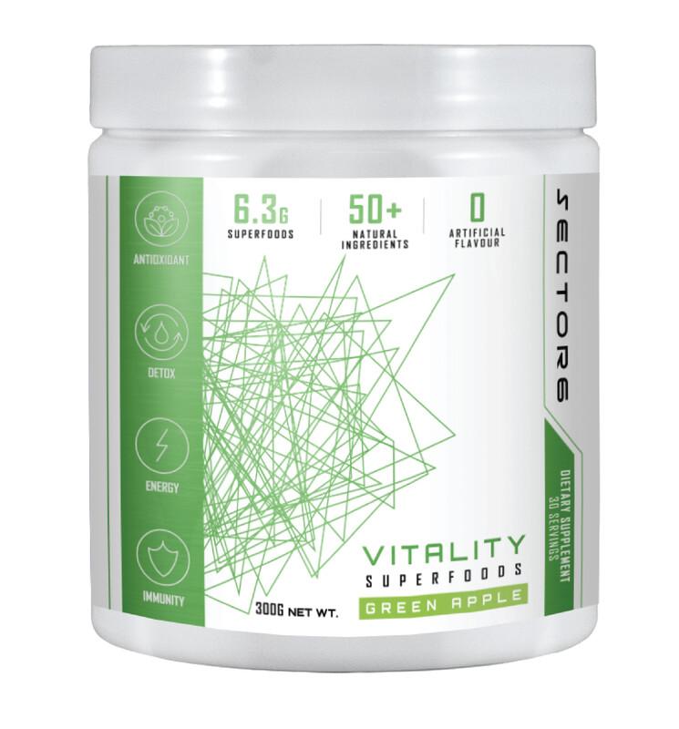 Vitality Superfood Greens 30 Servings