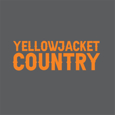 Yellowjacket Country Face Mask
