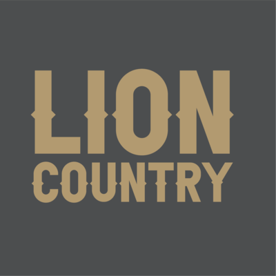 Lion Country Face Mask