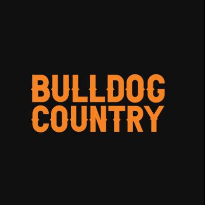 Bulldog Country Face Mask