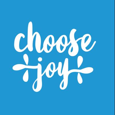 Choose Joy Face Mask