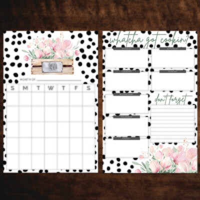 Family Organization Bundle - Dotty