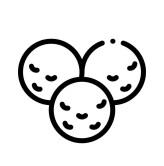 Power Protein Balls - 10 each
