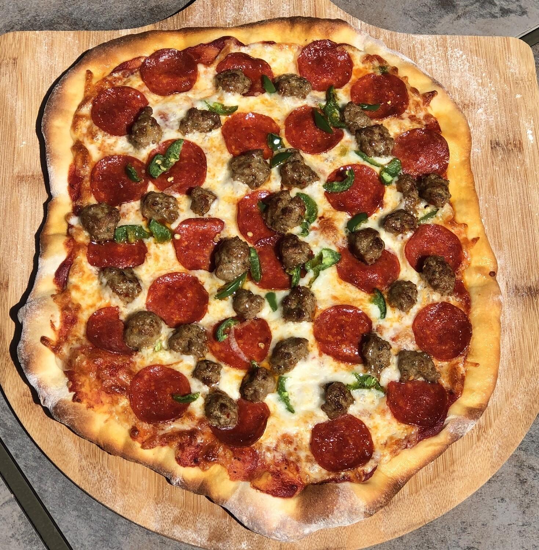 Family Fun Pizza Kit!