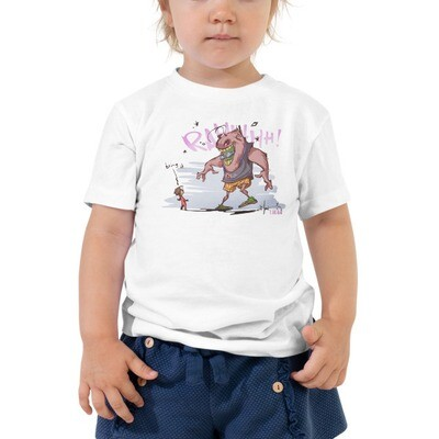 BRING IT! Toddler Short Sleeve Tee