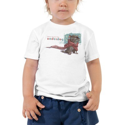 UNDERDOG Toddler Short Sleeve Tee