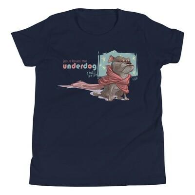 UNDERDOG Youth Short Sleeve T-Shirt