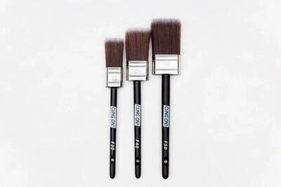 Cling On! Flat Brushes