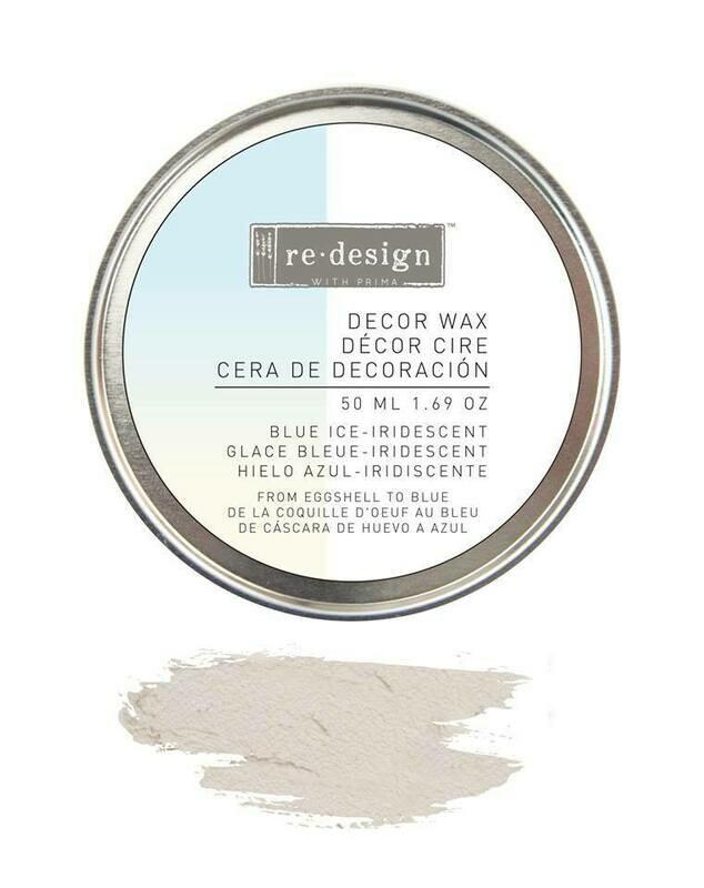 Decor Wax - Blue Ice
