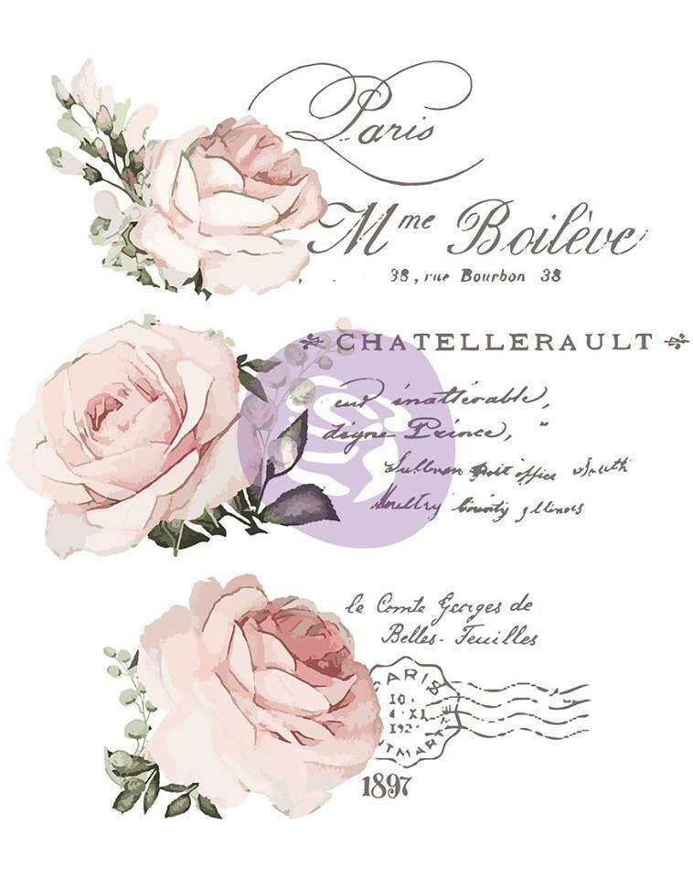 Chaellerualt Decor Transfer