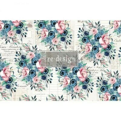Decoupage Décor Tissue Paper - Paulette