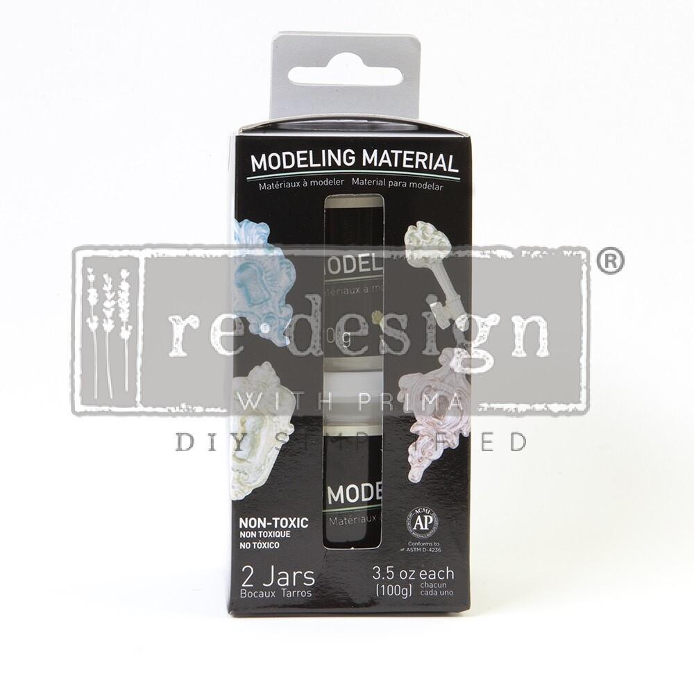 Modeling Material - 2 Pack
