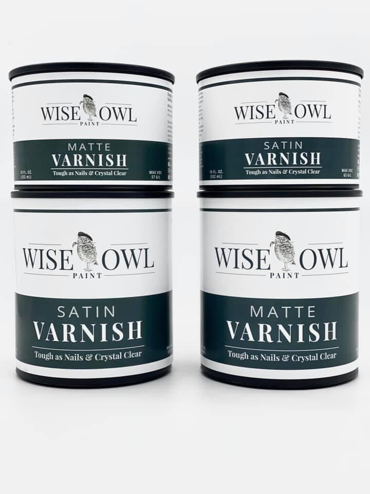 Varnish (Quart - 32oz)