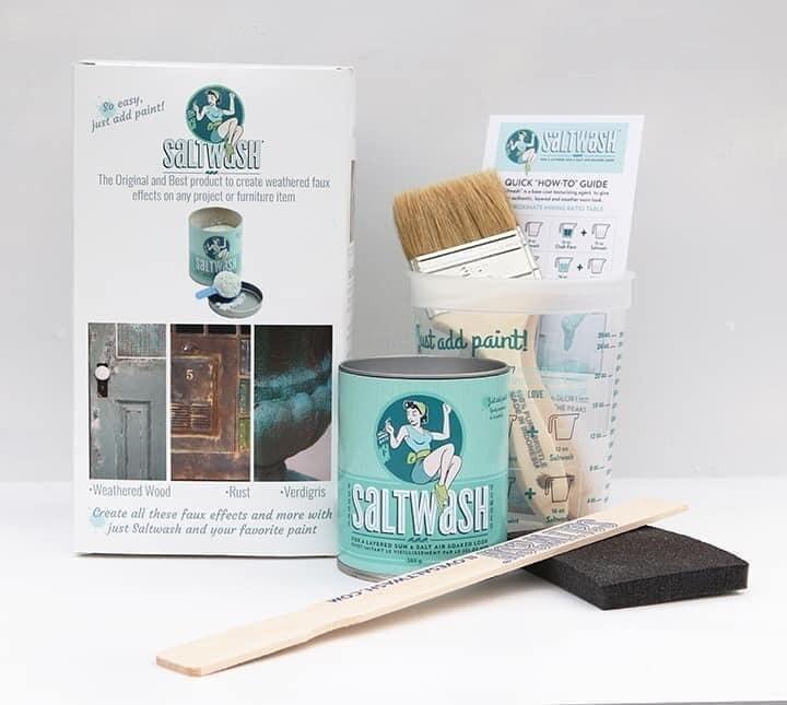 Saltwash Faux Effects Kit