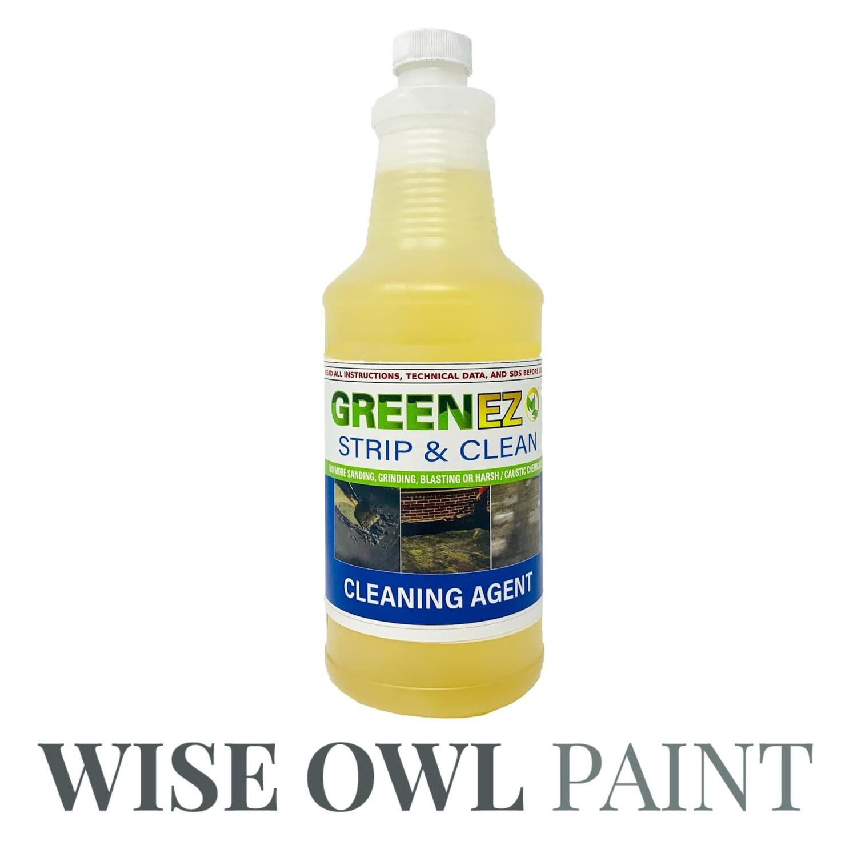 Green EZ Finishing Cleaner