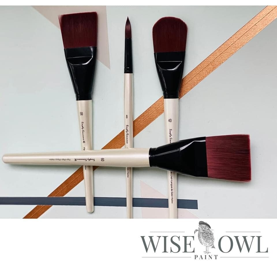 Simply Simmons Artist Paint Brushes