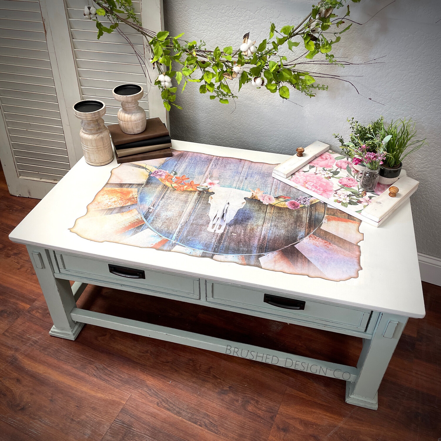 Serendipity Coffee Table