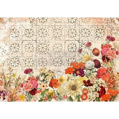 Decor Rice Paper - Twilight Field