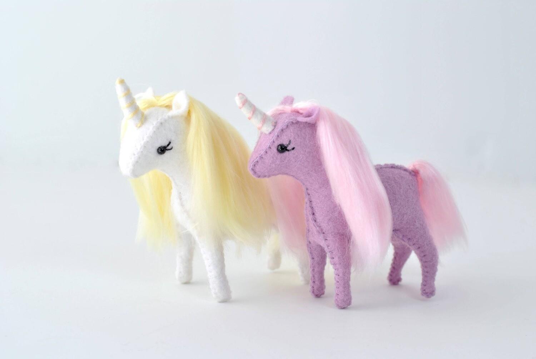 Baby Unicorn Sewing Kit