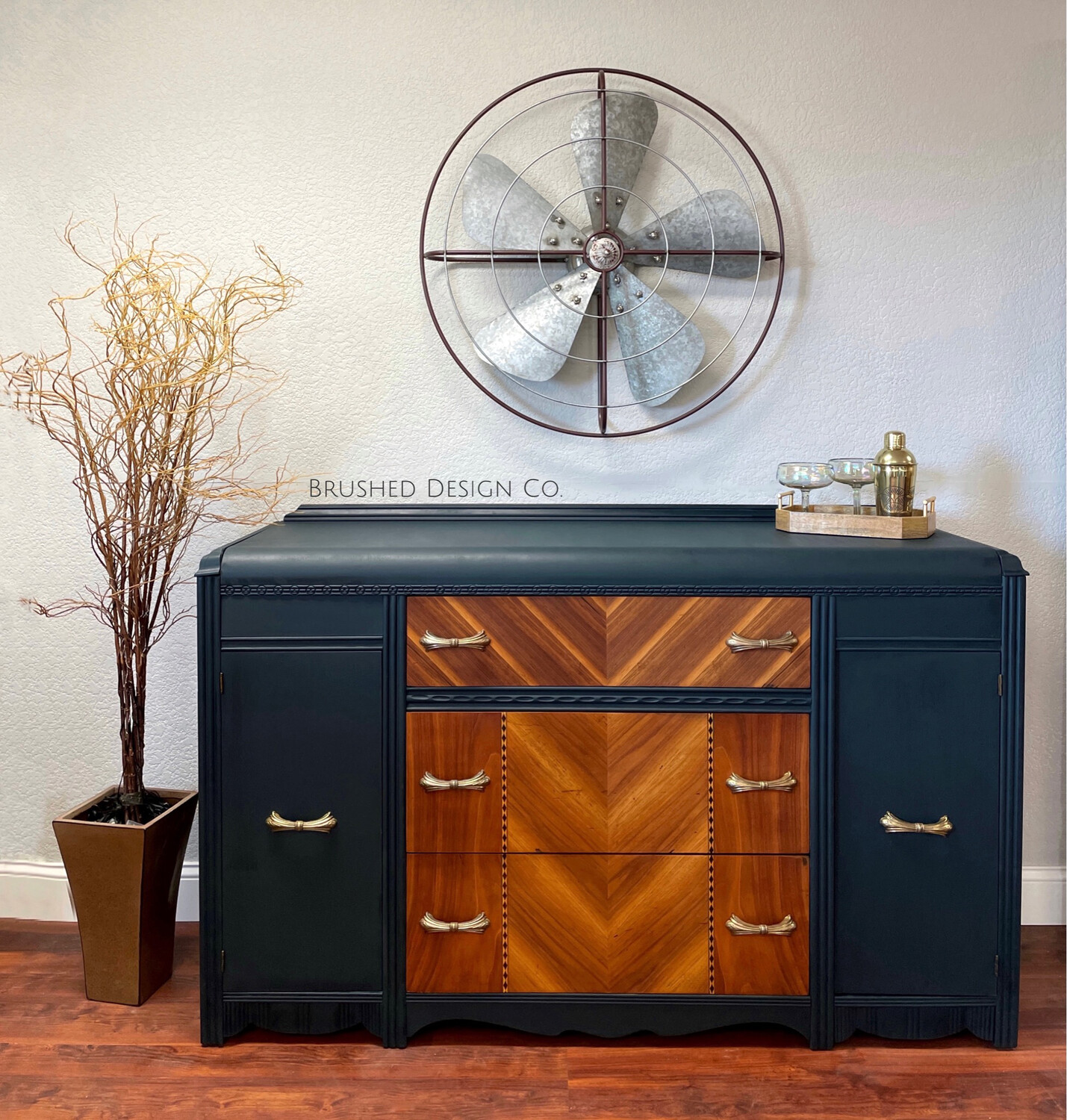 Art Deco Vintage Buffet