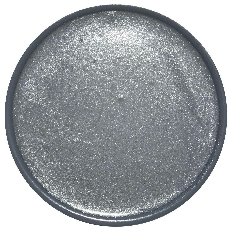 Metallic Silver Glaze (8 oz)