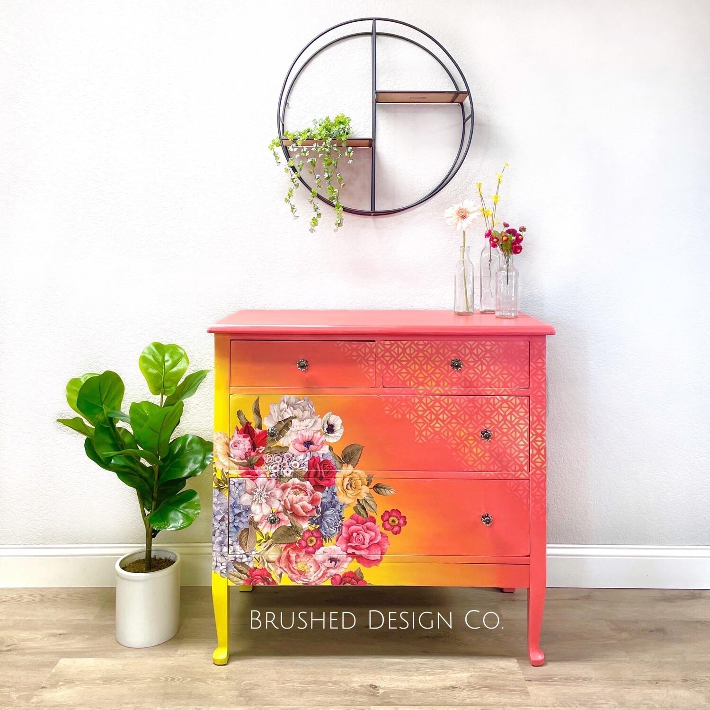 Sherbet Dresser