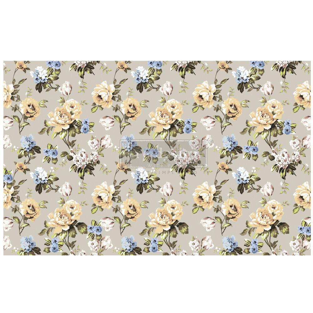 Decoupage Décor Tissue Paper - Marigold