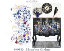 Décor Transfer - Miraculous Garden