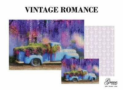 Vintage Romance Decoupage Pack