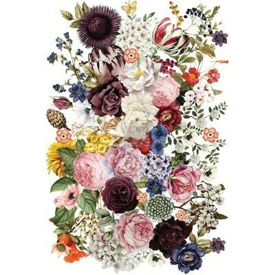 Décor Transfer - Wonderous Floral