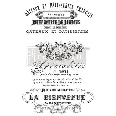 Décor Transfer - French Specialties