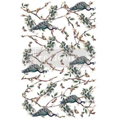 Décor Transfer - Avian Sanctuary
