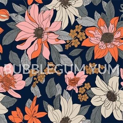 Decoupage Artisan Print - Pretty Floral