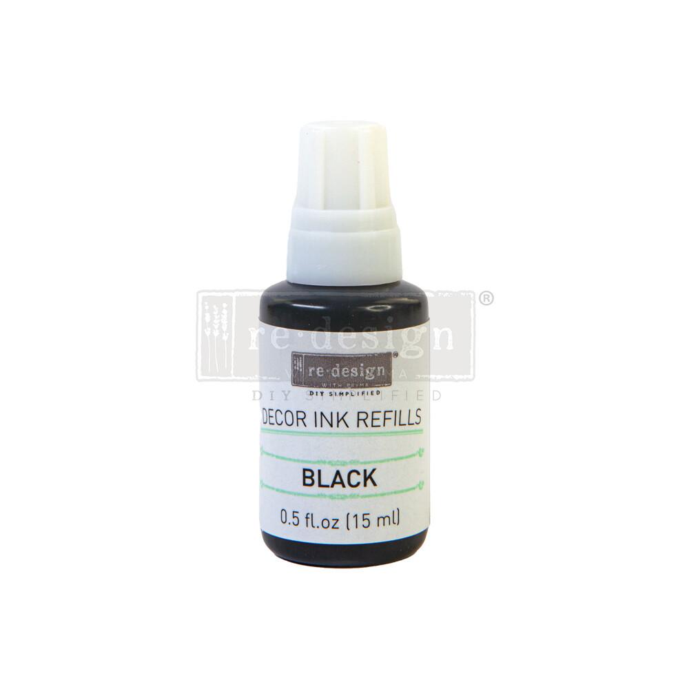 Decor Ink Refill - Black