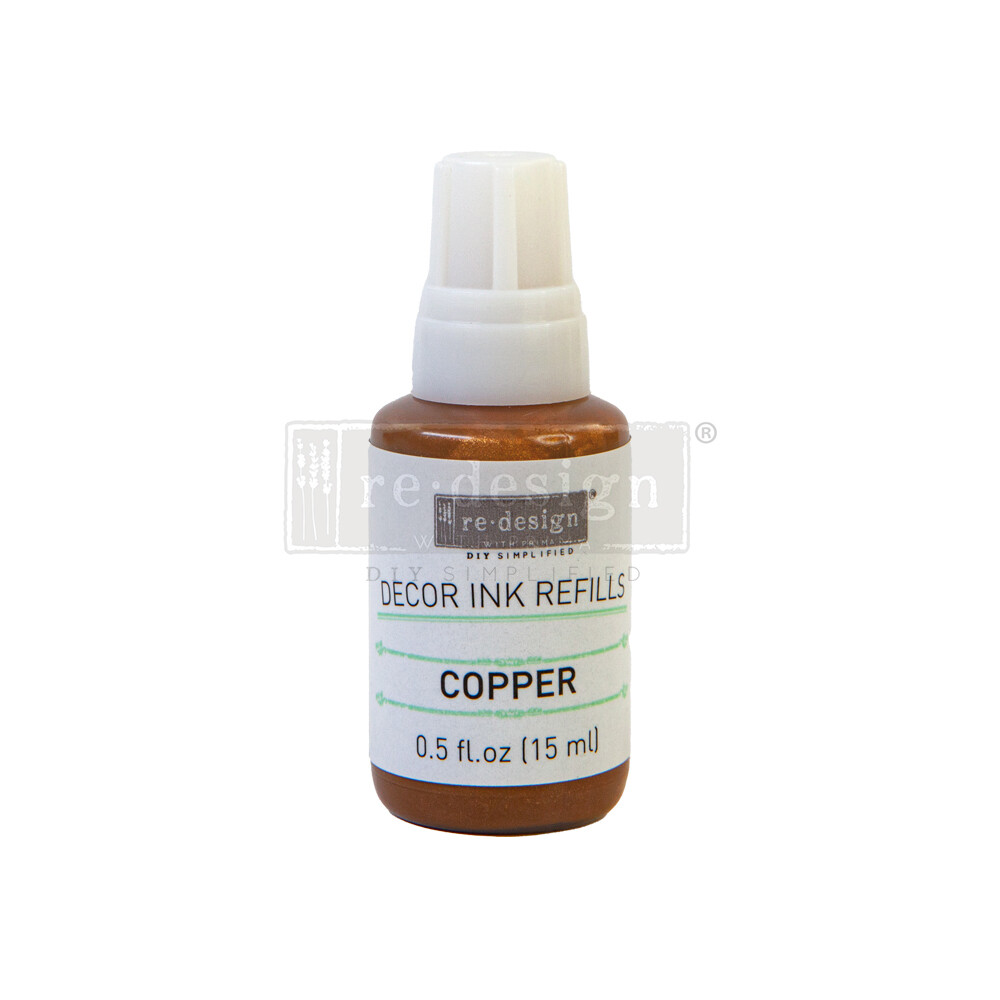Decor Ink Refill - Copper