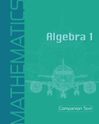 Algebra 1 - Companion Text