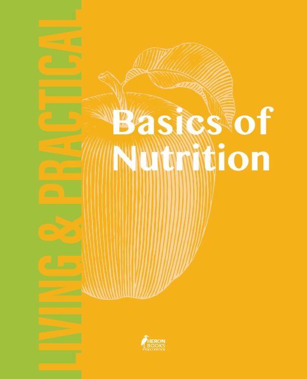 Basics of Nutrition