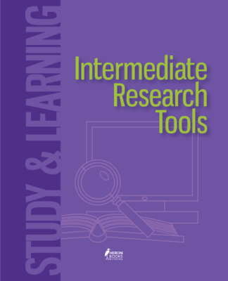 Intermediate Research Tools