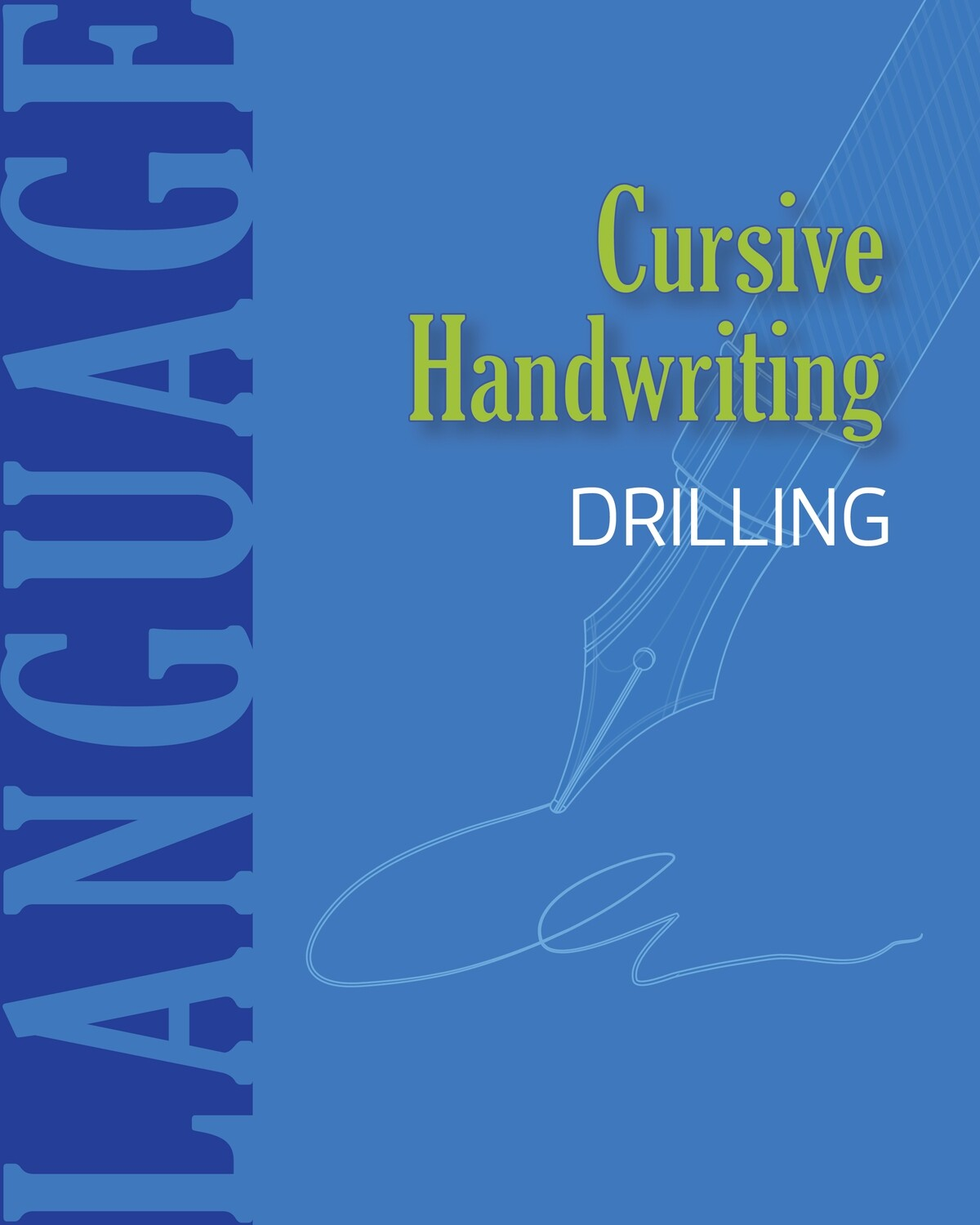 Cursive Handwriting Drilling