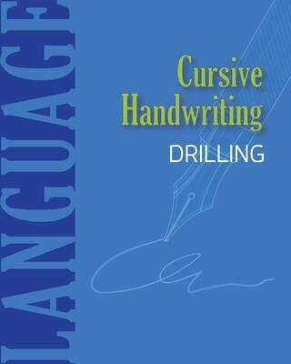 Cursive Handwriting Drilling