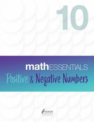 Math Essentials 10 – Positive and Negative Numbers