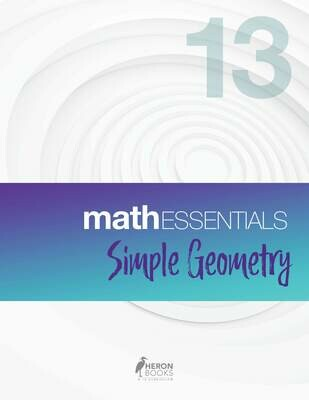 Math Essentials 13 – Simple Geometry